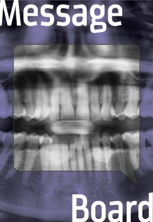 Mandible Radiolucency  Routine Pano A routine pano unveils a  deeper problem for this  60-year-old patient.