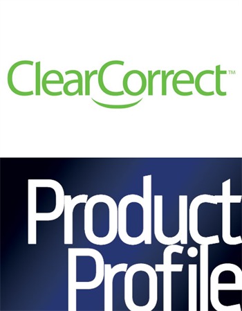 Product Profile: ClearCorrect Take a look at ClearCorrect's latest products and services.