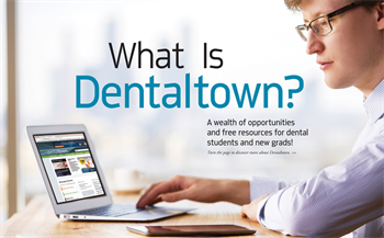What is Dentaltown? Learn about the ins and outs of Dentaltown, the largest online community for dental professionals.