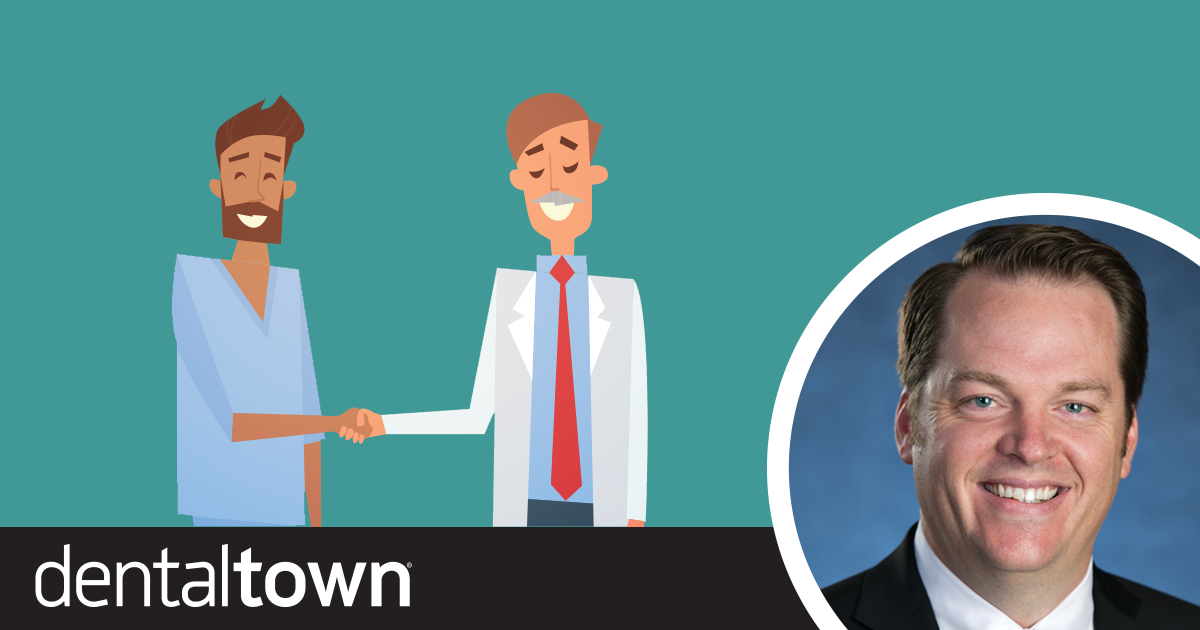 Professional Courtesy: Goodwill Hunting Dr. Thomas Giacobbi, Dentaltown editorial director, shares the importance of building goodwill in the dental practice.
