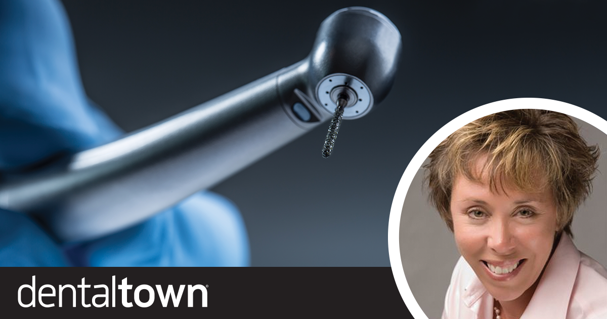 Spin Me Right Round Dr. Lori Trost discusses healthy, efficient crown preparations and maximizing the use of diamond burs.