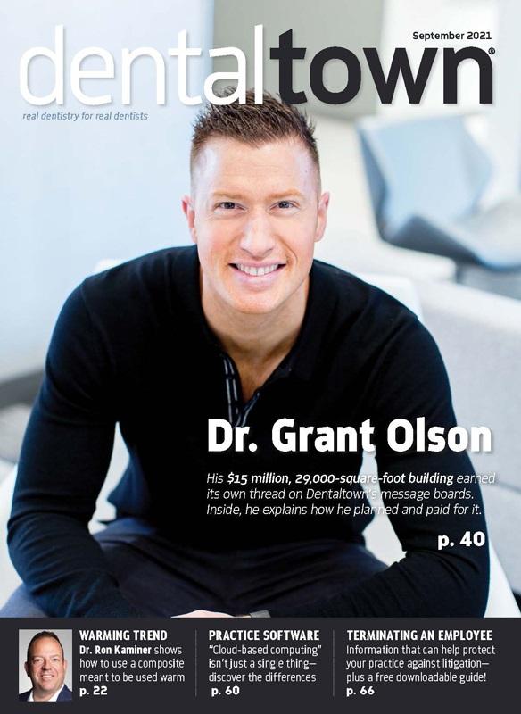 Dentaltown Magazine September 2021