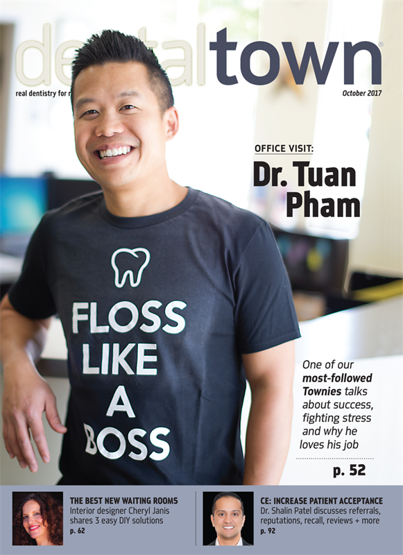 Dentaltown Magazine October 2017