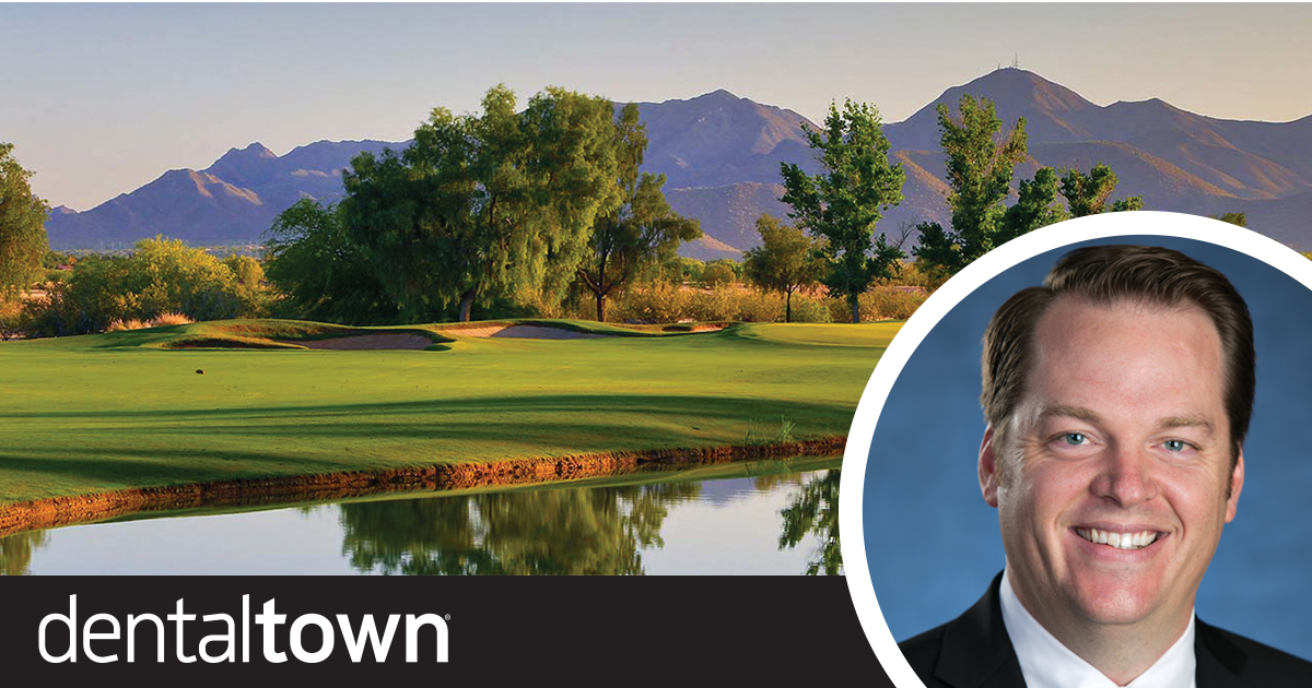Professional Courtesy: Townie Meeting 2019: A Scottsdale Resort Recharge for the Whole Team Dr. Thomas Giacobbi, Dentaltown's editorial director, previews what attendees can look forward to at next year's Townie Meeting, which will be in sunny Scottsdale, Arizona.