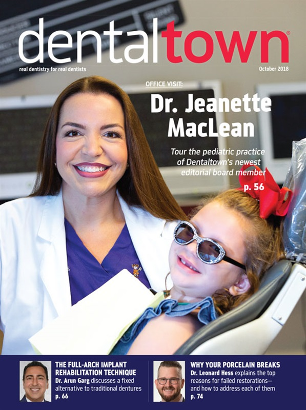 Dentaltown Magazine October 2018