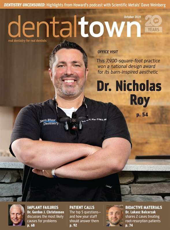 Dentaltown Magazine October 2019