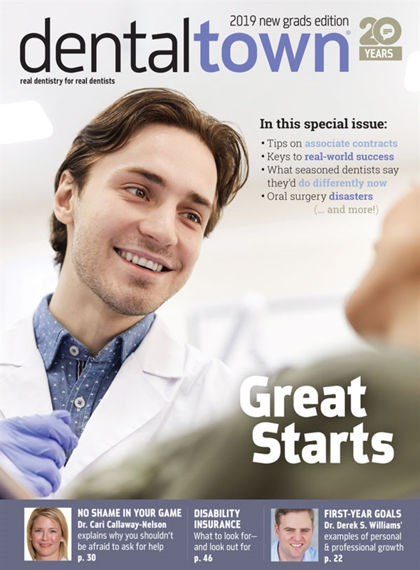 Dentaltown Magazine New Grad Edition 2019