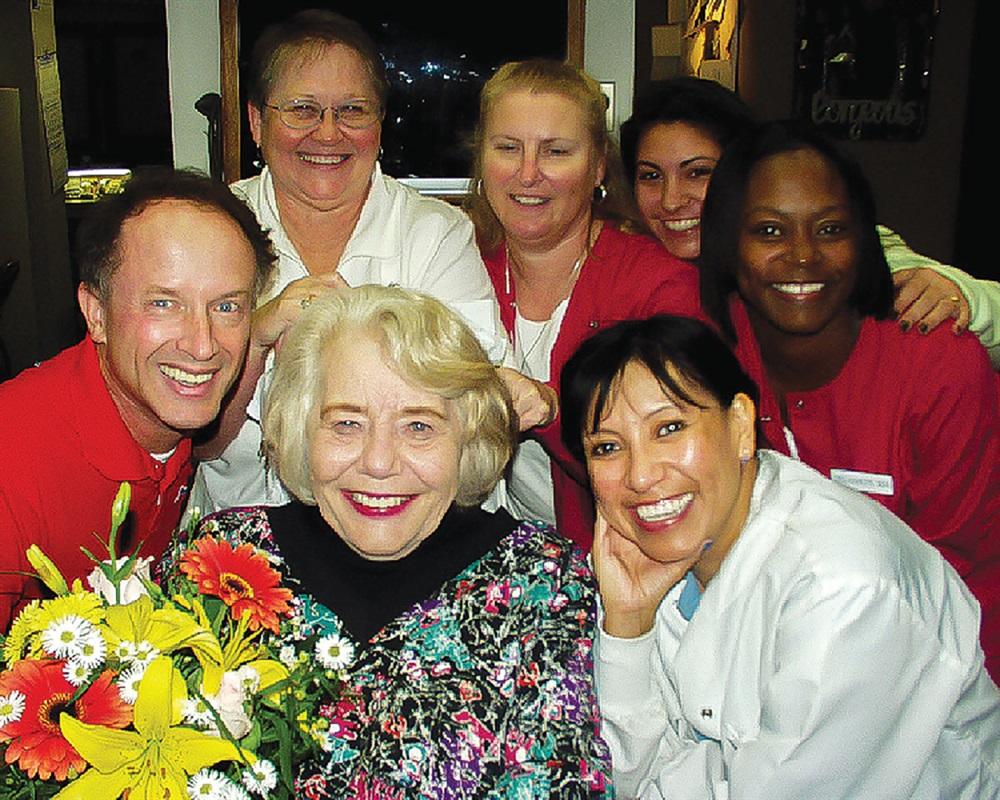 Show Your Work: Don't Slight Senior Care!