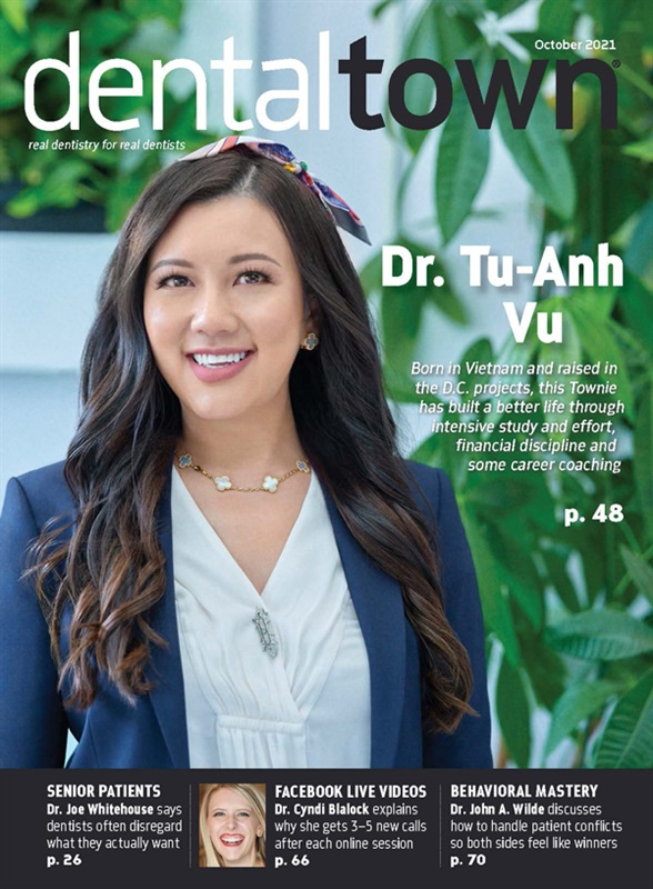 Dentaltown Magazine October 2021