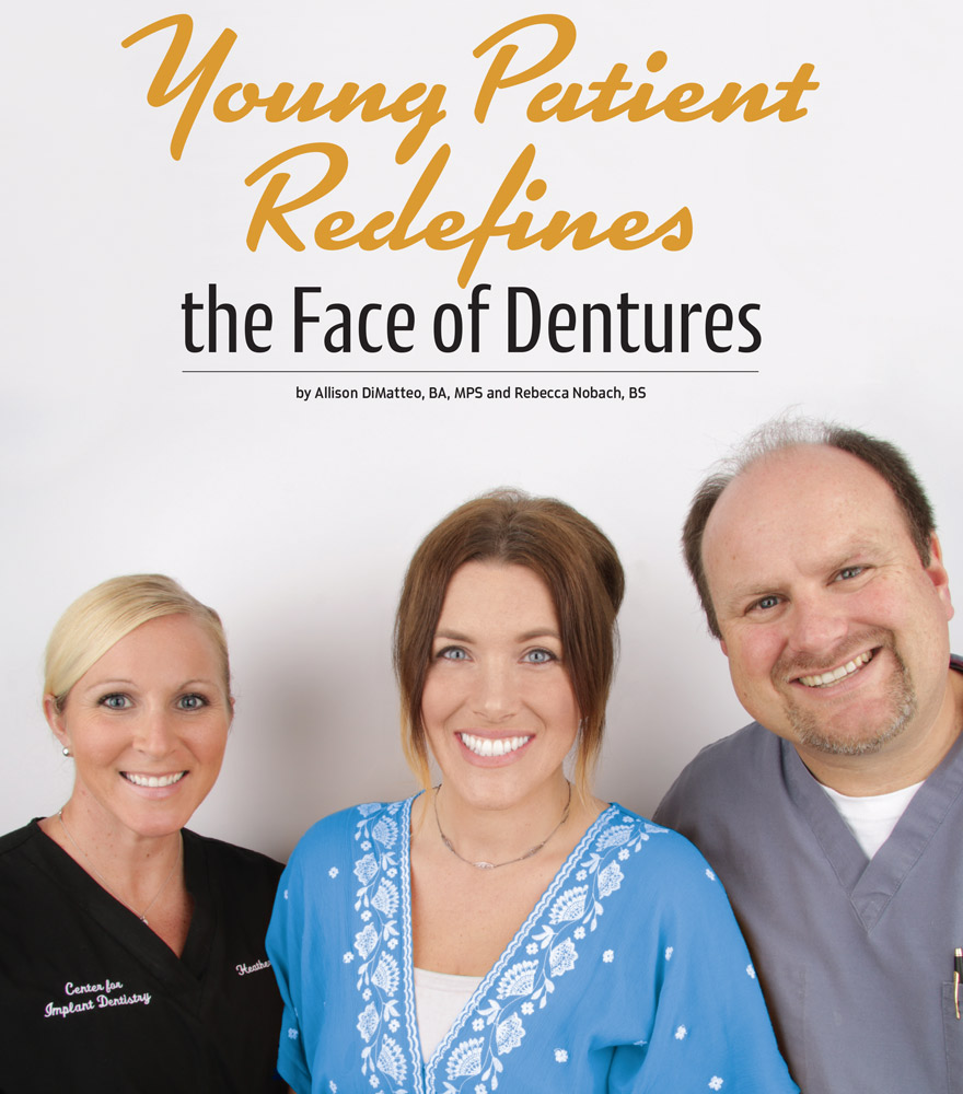 Denture wearers dating site