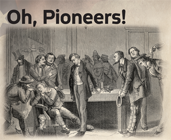 Oh, Pioneers! A salute to dentists who helped shape  medicine as we know and practice it.