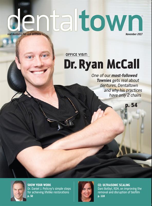Dentaltown Magazine November 2017