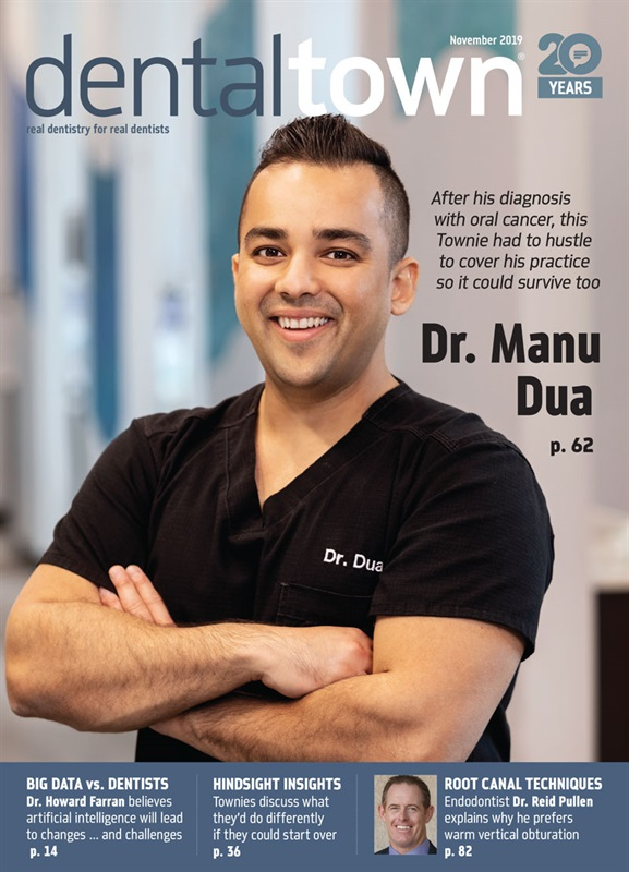Dentaltown Magazine November 2019