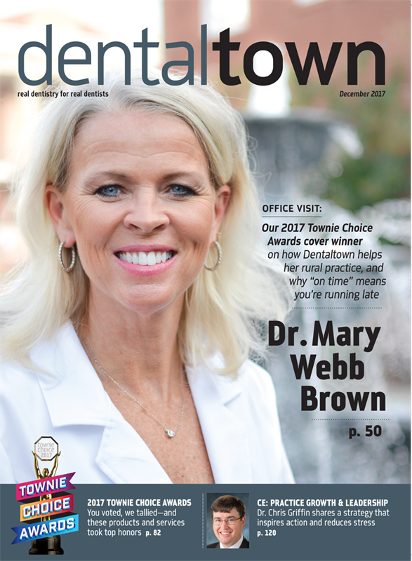 Dentaltown Magazine December 2017