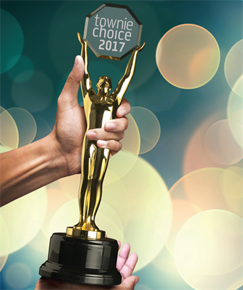 Townie Choice Awards 2017 The votes are in—the ballots are counted! See which products, services and equipment won the top spots for 2017.