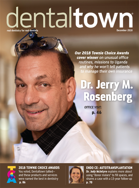 Dentaltown Magazine December 2018