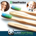 Eco Friendly WooBamboo Toothbrushes