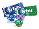 Wrigley's Orbit-Flavored Prophy Paste and Gum Pac