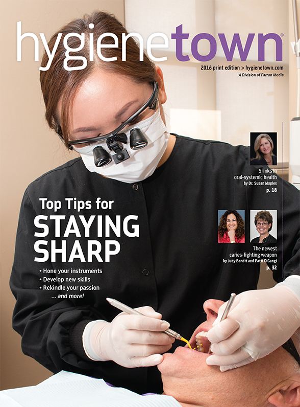Dentaltown Magazine Hygienetown Annual Print Edition