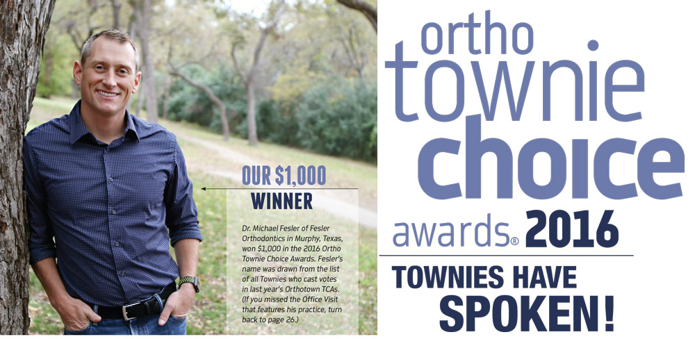 Townie Choice Awards 2016