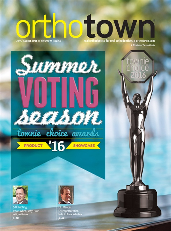Dentaltown Magazine July/August 2016
