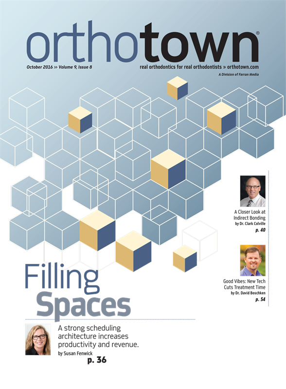 Dentaltown Magazine October 2016