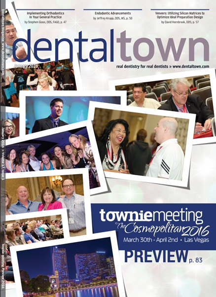 Dentaltown Magazine January 2016