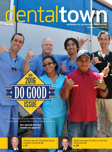 Dentaltown Magazine May 2016