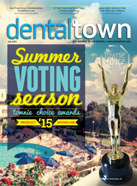 Dentaltown Magazine July 2015