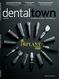 Dentaltown Magazine August 2014