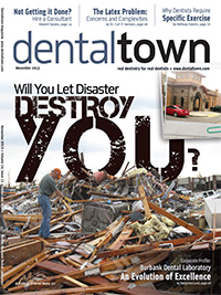 Dentaltown Magazine November 2013