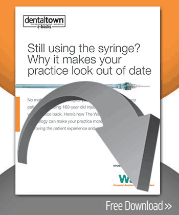 Still using the syringe? Why it makes your practice look out of date.