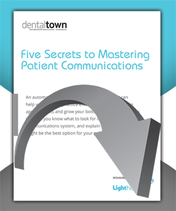 Five Secrets to Mastering Patient Communications