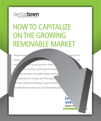 How To Capitalize on the Growing Removable Market