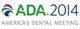 ADA 2014 - America's Dental Meeting