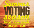 Vote Now in the 2014 Townie Choice Award