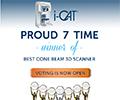 i-CAT is a Proud 7 Time Winner!