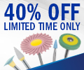 Brasseler USA Act Fast: 40% off Polishers