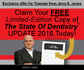 Jerry Jones Direct The State of Dentistry UPDATE 2016