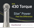 DentalEZ The 430 Torque from StarDental