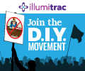 illumitrac Software Join the D.I.Y. Movement