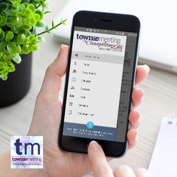 Townie Meeting App Mobile App