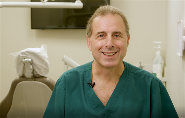 Dr. Mike Racich Comprehensive Dental Examination Basics