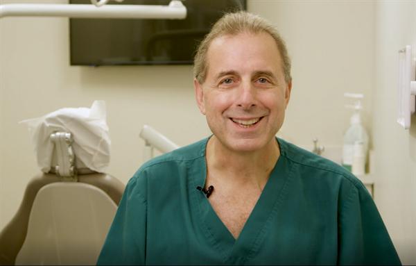 Dr. Mike Racich Comprehensive Dental Examination Basics