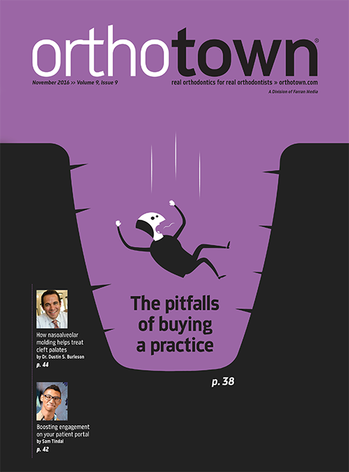 Dentaltown Magazine November 2016