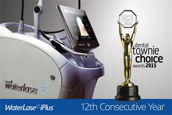 BIOLASE WaterLase iPlus and EPIC X Dental Lasers Receive Industry Accolades