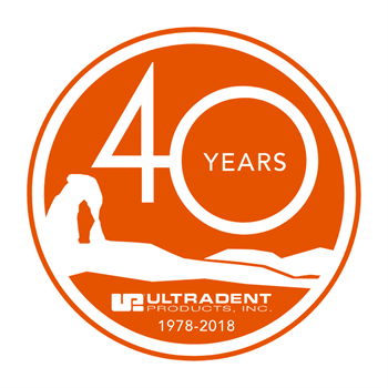 Ultradent Products Celebrates 40th Anniversary