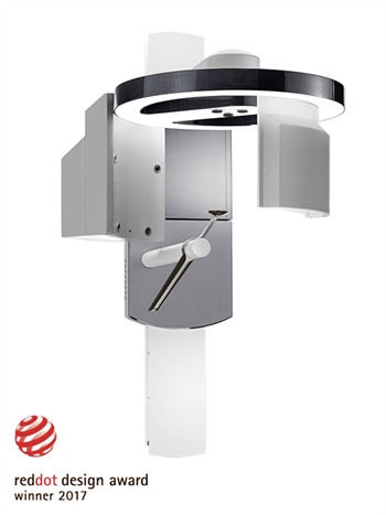 3Shape X1 4-in-1 CBCT Scanner Wins Red Dot Product Design Award