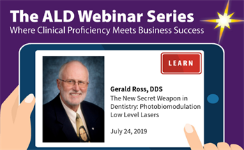 ALD to Kick Off New CE Webinar Series on July 24