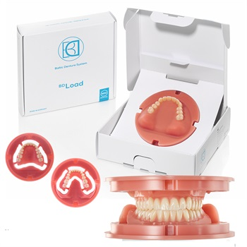 Sterngold Dental and Merz Dental Offer Baltic Denture System in the U.S.